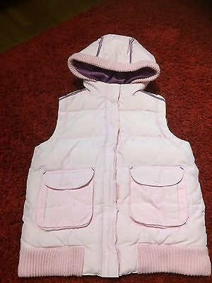 Girls PETER STORM Gillet - Pink - Size 9-10 Years - Excellent Condition