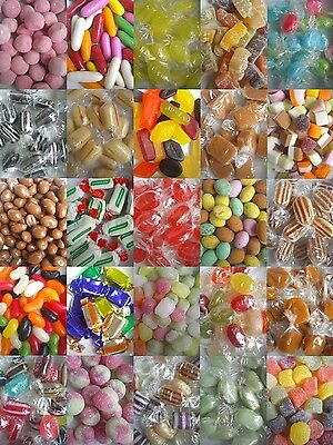 TRADITIONAL SWEETS 150g Bags (Retro/Boiled/Candy) CONFECTIONERY
