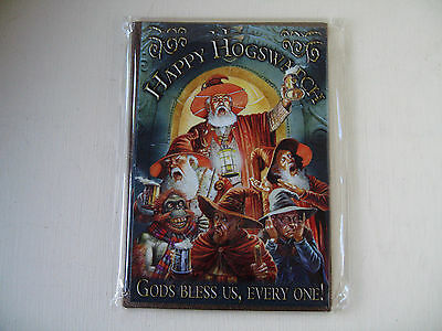 Discworld – Happy Hogswatch Cards (2011)