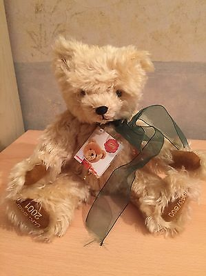 Hermann Musical Bear 2001 Limited Edition Rare - 343 out of 800