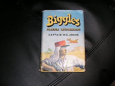 Biggles Foreign Legionnaire-W.e. Johns
