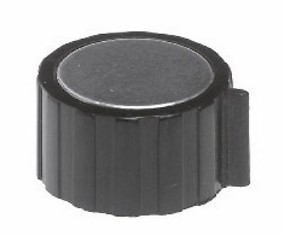CONTROL KNOB WITH DISC - 29mm DIA