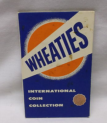 Wheaties International Coin Collection