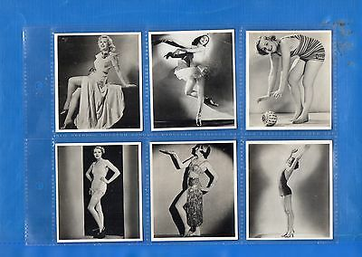 *REAL PHOTOGRAPHS*Full Large Set54-C/WSleeves-Ardath-VG