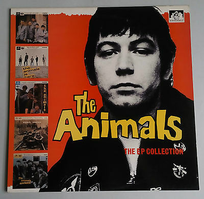 The Animals - The EP Collection - Vinyl LP UK 1988