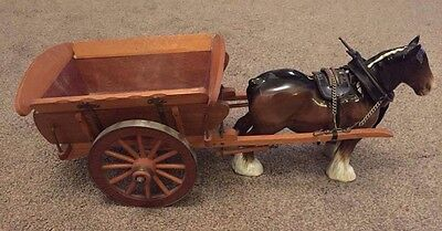 Beswick Shire Mare. Dressed Series. 2Nd Version.