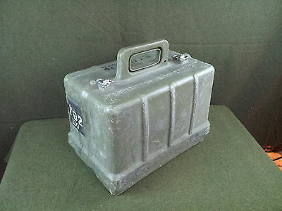 Military NATS-95 Toolbox Used With Tool Holding Inserts