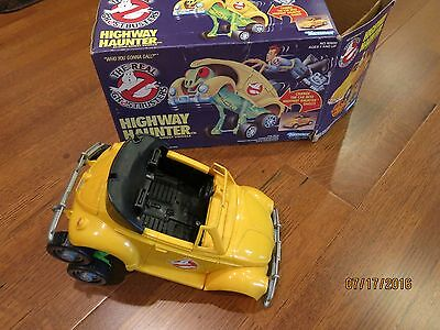 Kenner The Real Ghostbusters VW Volkswagen Action Ghost Vehicle Highway Haunter