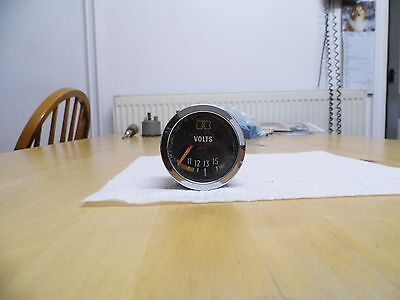 SMITHS volts gauge for spares or repairs