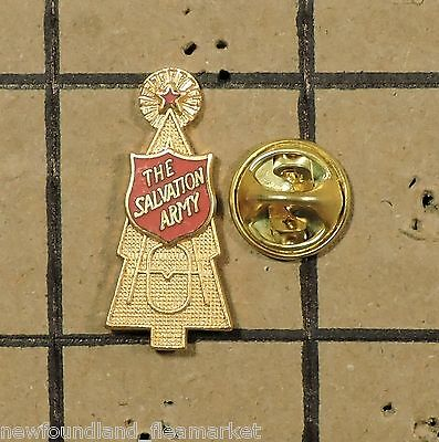 The Salvation Army Christmas Tree Collector Pin CD#24