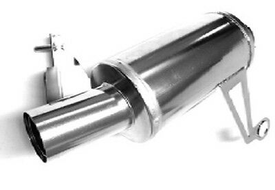 Sno-Stuff Rumble Pack Silencer for Snowmobile ARCTIC CAT F6 EFI LXR 2008