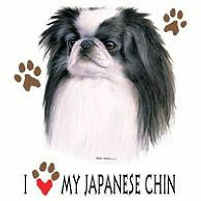 Japanese Chin Love Tote