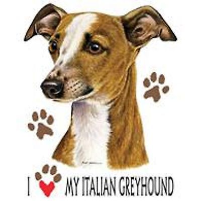 Italian Greyhound Love Tote