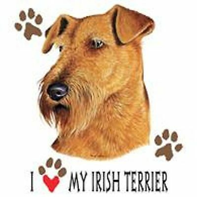 Irish Terrier Love Tote