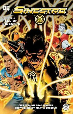 Sinestro: Vol.4 by Collin Bunn 9781401264659 (Paperback, 2016)