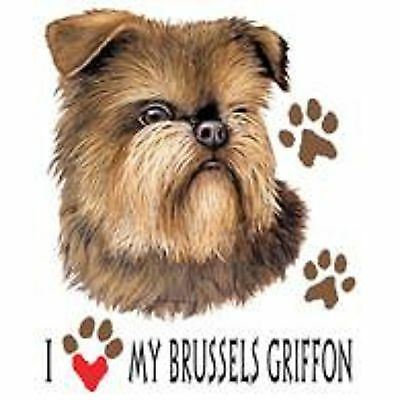 Brussels Griffon Love Tote