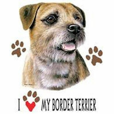 Border Terrier Love Tote