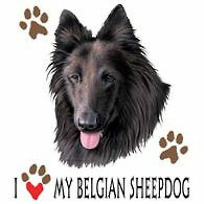 Belgian Sheeodog Love Tote