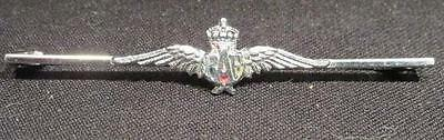 Royal Air Force (RAF) Great Britain WWII Tie Pin/Brooch Bar VF Condition