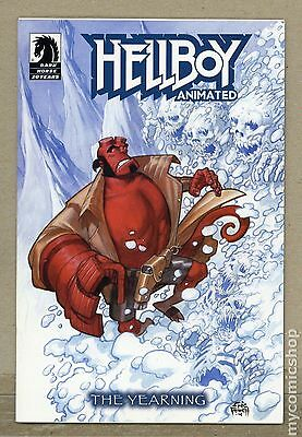 Hellboy Animated The Yearning (2007) #0 NM- 9.2