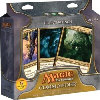 COUNTERPUNCH 2011 Commander DECK MtG Magic the Gathering Sealed