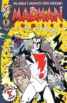 Madman Comics #1 VF/NM 1994 Dark Horse Comic Book