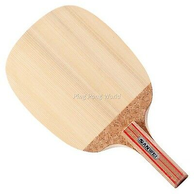 Sanwei R2 R-2 R 2 HINOKI Table Tennis Blade Japanese penhold