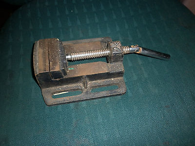 VICE DRILL PRESS CLAMP BENCH - can post -