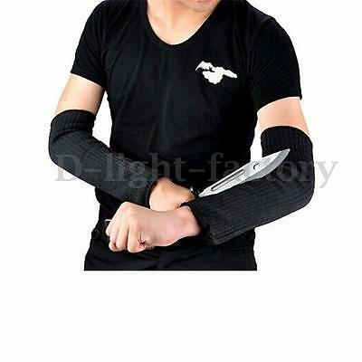 1pair Self-Defense Durable Cut-Resistant Protective Safety Sleeves NEW