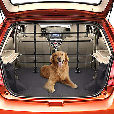 Heavy Duty Universal Car Van Pet Dog Barriers Wall Grill Safety Guard Fence Mesh