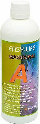 Easy-Life Maxicoral A (Ideal Professional Mineral Mix for Corals) 500 ml