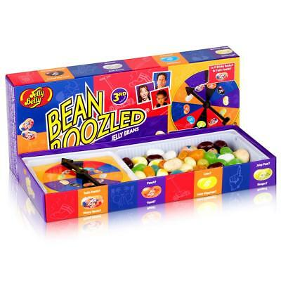 Jelly Belly Bean Boozled Glücksrad Jelly Beans 100g 3rd Edition (1er Pack)