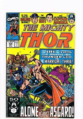 Thor # 434 If He Be Worthy ! grade - 8.0 scarce hot book !!