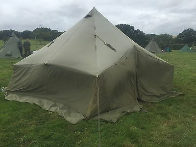Reduced British Army 10 Man Arctic Tent 163 400 00