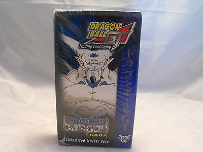 Dragonball Gt Tcg Shadow Dragon Saga Starter Deck