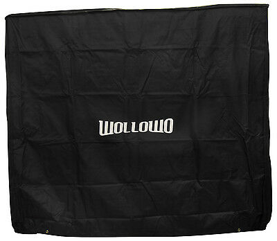 Wollowo Premium Full Size Table Tennis/Ping Pong Table Cover Indoor/Outdoor