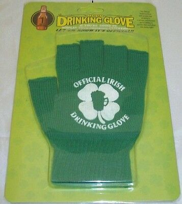 Official Irish Party Drinking Glove Beer Glove St. Pats