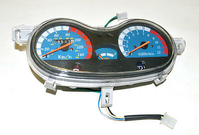 Buffalo VRR 125 YIYING YY125T-10 Cockpit Tacho Drehzahlmesser speedometer rev co