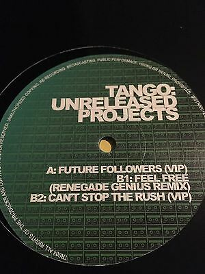 Tango : Unreleased Projects - Future Followers VIP