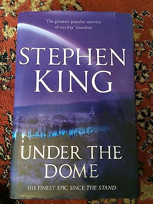 Under the Dome by Stephen King (Hardback, 2009)