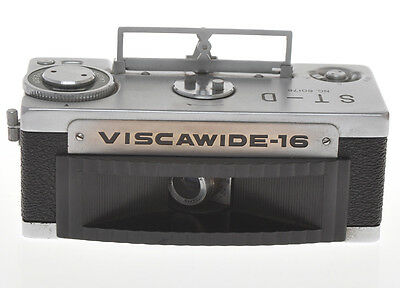 Taiyokoki Viscawide 16 ST-D 165mm subminiature panoram camera not in working ode