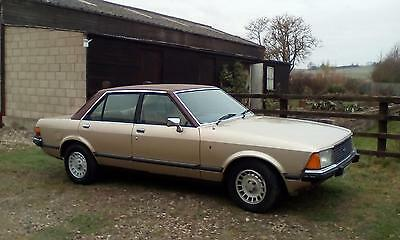 1978 Ford Granada mk2 2.8 ghia ** 1 OWNER FROM NEW **68,000 MILES**DRY STORED**