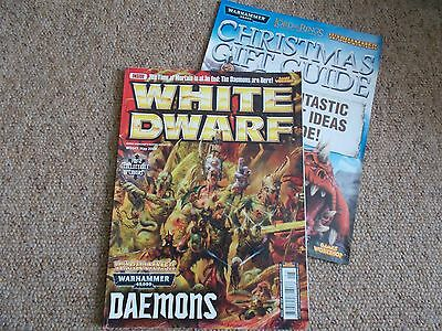 White Dwarf Magazine issue 341 (includes Christmas Gift Guide)