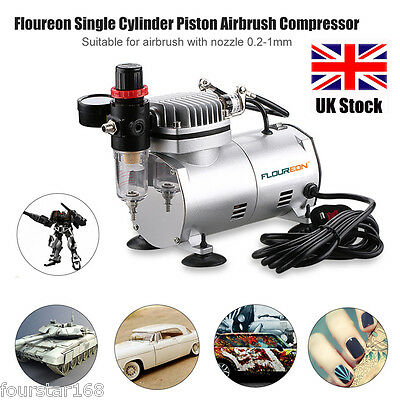 Mini Air tank air flow Airbrush Compressor for medical food Industrial painting