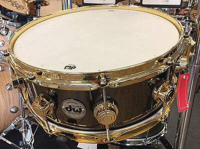 DW Collectors 14x6,5 Brass Messing Snaredrum