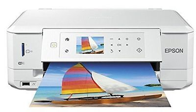 .Epson XP-635 Wireless All in One Photo Printer  A4 Scanner  Wifi CD Print uk