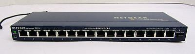NetGear 16-Port Dual Speed Fast Ethernet Hub 10/100mbps DS116