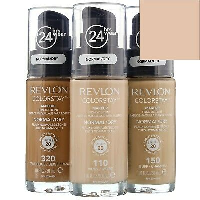 Revlon ColorStay Foundation Normal/Dry Skin 200 Nude SPF20 30ml