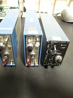 2-Pcb Charge Amplifiers & 1 Vibra Metrics Power Supply Signal Conditioner