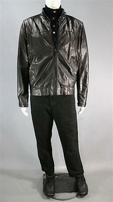 Feed The Beast Uncle Stavros Screen Worn Stunt Db Jacket Sweater Pants Shoes 110